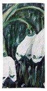 White Bells Beach Towel