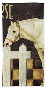 White Horse Farms Vermont Beach Towel