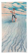 White Sands Family Beach Towel