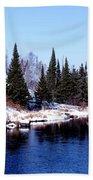 Whiteshell Provincial Park Beach Towel