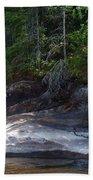 Whiteshell Provincial Park Lakeshore Beach Towel