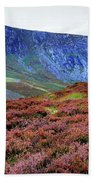 Wicklow Heather Carpet Beach Towel