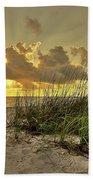 Wiggins Pass Sunset Beach Towel
