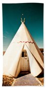 Wigwam Room #3 Beach Towel