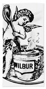 Wilbur-suchard Company Beach Towel