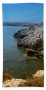 Wild Coast Cyprus Beach Towel