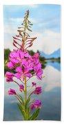 Wild Flower Beach Sheet