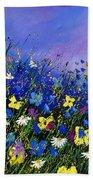 Wild Flowers 560908 Beach Towel