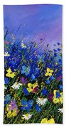 Wild Flowers 560908 Beach Towel