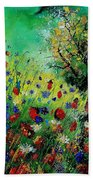 Wild Flowers 670130 Beach Towel