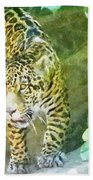 Wild In Spirit Beach Towel