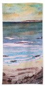 Wild Sky Beach Towel