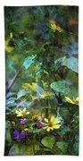 Wildflower Impression 4859 Idp_2 Beach Towel