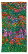 Wildflower Magic Beach Towel