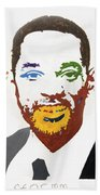 Will Smith Beach Towel