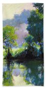 Willeo Park Misty Beach Towel