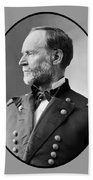 William Tecumseh Sherman Beach Towel
