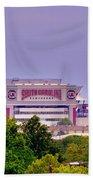 Williams - Bryce Stadium Beach Towel