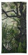 Willow Tree Beach Towel