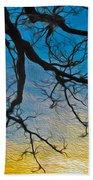 Willowbrush Beach Towel
