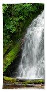 Wilson River Hwy Waterfall Beach Towel