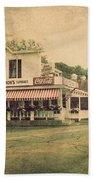 Wilson's Restaurant And Ice Cream Parlor Beach Towel