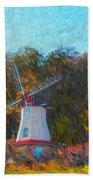 Windmill Series 1102 Beach Towel