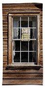 Window In A Window Beach Sheet