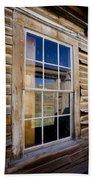 Window In Perspective Beach Sheet