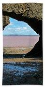 Window Rock Beach Towel