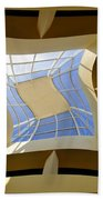 Window To Another Dimension Beach Towel