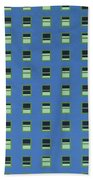Windows 2 Beach Towel