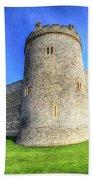 Windsor Castle Battlements  Beach Sheet