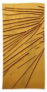 Windswept - Tile Beach Towel