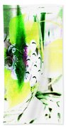 Wine Country Ambiance Beach Towel