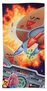 Wing Commander 1992 Beach Towel