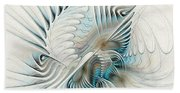 Wings Of An Angel Beach Towel