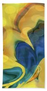 Wings Of The Dove Beach Towel