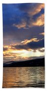 Winter Exhibition Beach Towel