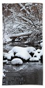Winters Crossing Beach Towel
