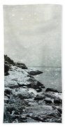 Wintertide Beach Towel