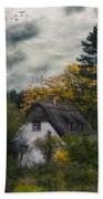 Witch Cottage Beach Towel