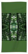 Within Another Dimension  Beach Towel