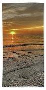 Witness - Florida Sunset Beach Towel
