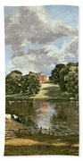 Wivenhoe Park Beach Towel