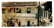 Wo Chong General Store Courtland Ca Beach Towel