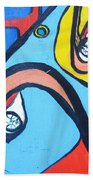 Woman13 Beach Towel