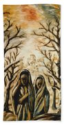 Women In Harmattan Beach Towel