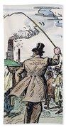 Womens Rights, 1915 Beach Towel