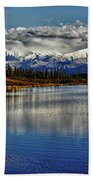 Wonder Lake IIi Beach Towel